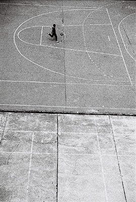 fotografo profesional blanco y negro
