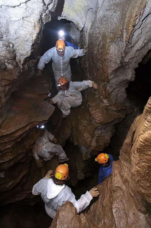 fotografo de cuevas