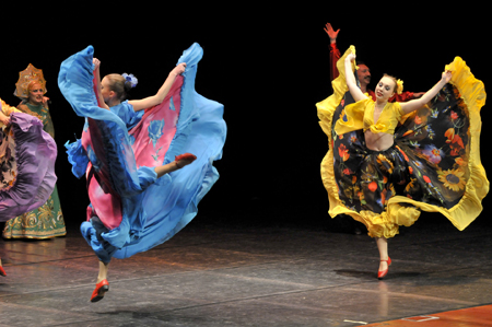 fotografo danza alcala de henares