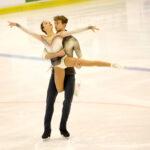 fotografo deportivo Madrid. Campeonato patinaje artístico