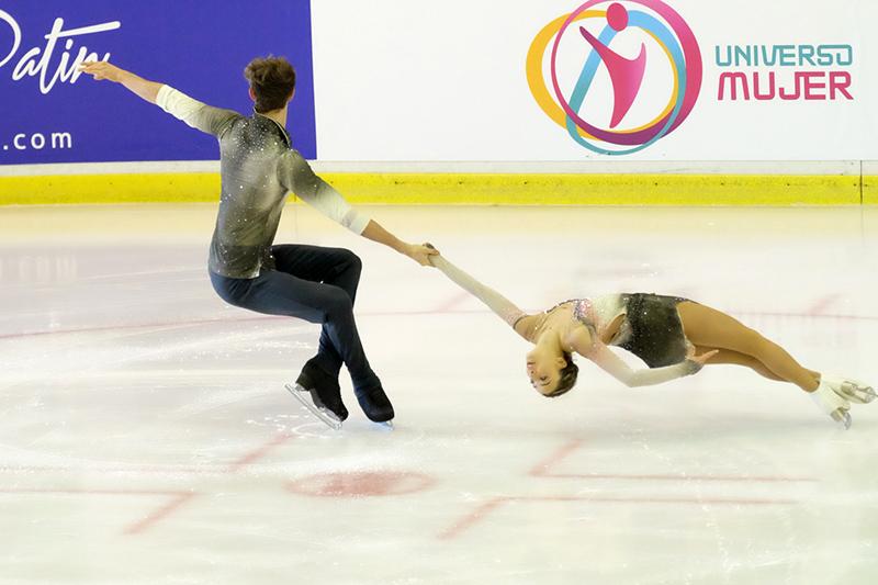 campeonato de españa de patinaje artístico sobre hielo