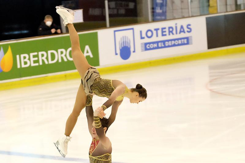 fotografía deportiva patinaje artístico