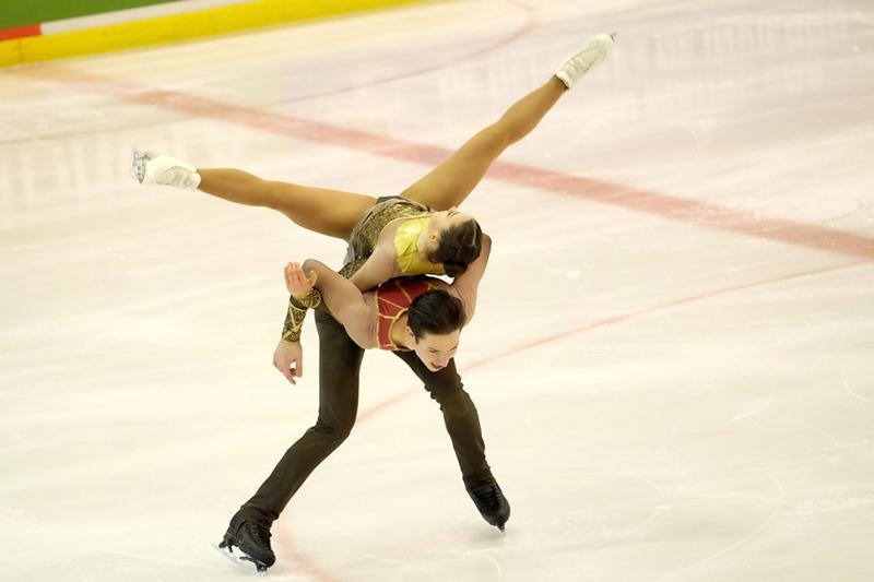 fotos campeonato de patinaje